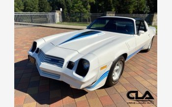 1981 Chevrolet Camaro Coupe for sale 101612824