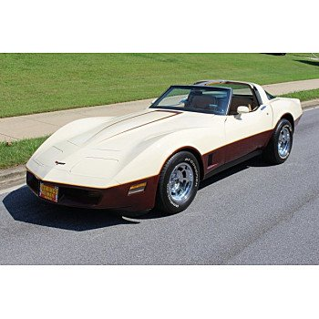 1981 Chevrolet Corvette Coupe for sale 101024130