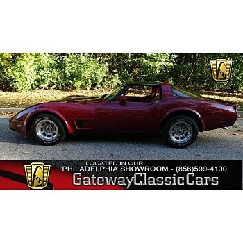 1981 Chevrolet Corvette Coupe for sale 100964652