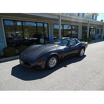 1981 Chevrolet Corvette Coupe for sale 101127906