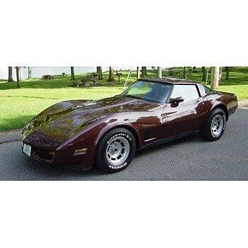 1981 Chevrolet Corvette for sale 101151316