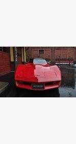 1981 Chevrolet Corvette Coupe for sale 101194749