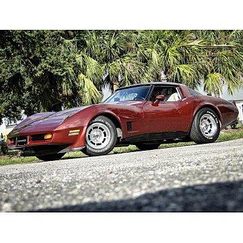 1981 Chevrolet Corvette Coupe for sale 101234520