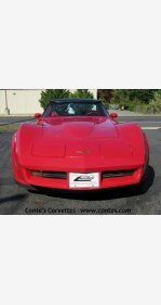 1981 Chevrolet Corvette Coupe for sale 101262104