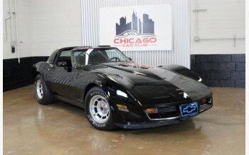 1981 Chevrolet Corvette Coupe for sale 101305312
