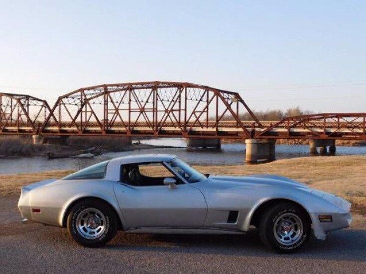 1981 Chevrolet Corvette for sale 101342843