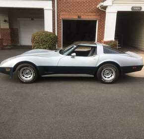 1981 Chevrolet Corvette Coupe for sale 101346674