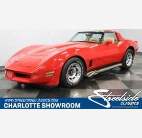1981 Chevrolet Corvette for sale 101357436