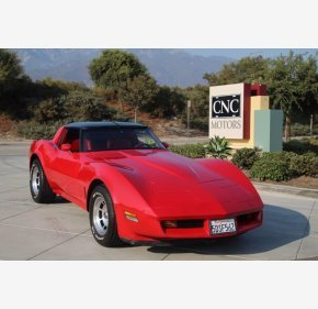 1981 Chevrolet Corvette Coupe for sale 101383727
