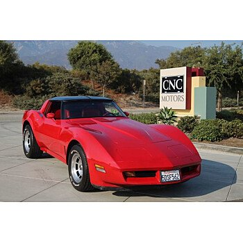 1981 Chevrolet Corvette Coupe for sale 101383727