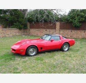 1981 Chevrolet Corvette for sale 101387742