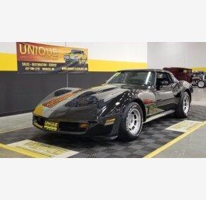 1981 Chevrolet Corvette Coupe for sale 101393775