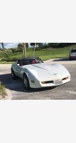 1981 Chevrolet Corvette for sale 101395508