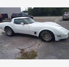 1981 Chevrolet Corvette for sale 101412881