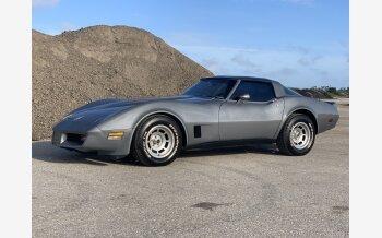 1981 Chevrolet Corvette Coupe for sale 101539322