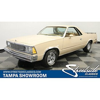 1981 Chevrolet El Camino for sale 101439423
