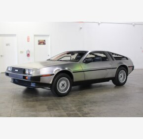1981 DeLorean DMC-12 for sale 101200104