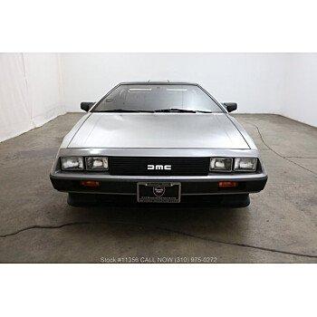 1981 DeLorean DMC-12 for sale 101221848