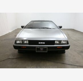 1981 DeLorean DMC-12 for sale 101226378