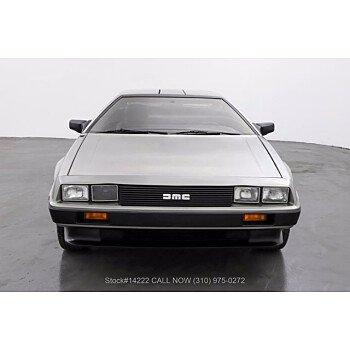1981 DeLorean DMC-12 for sale 101605431