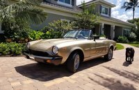 1981 FIAT 2000 Spider for sale 101335191