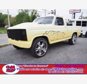 1981 Ford F100 for sale 101132785