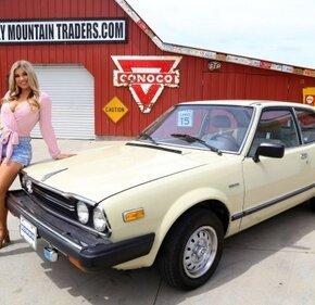 1981 Honda Accord Hatchback for sale 101328328