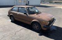 1981 Honda Civic GL Hatchback for sale 101406542