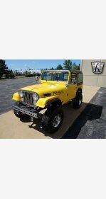 1981 Jeep CJ 7 for sale 101199053