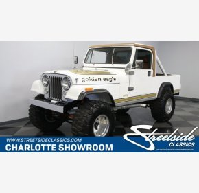 1981 Jeep CJ for sale 101200542