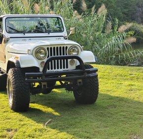 1981 Jeep CJ 7 for sale 101210247