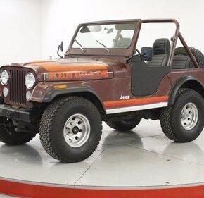 1981 Jeep CJ 5 for sale 101335021
