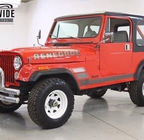 1981 Jeep CJ 7 for sale 101453247