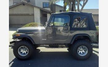 1981 Jeep CJ 7 for sale 101465549