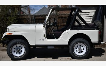 1981 Jeep CJ 5 for sale 101491055