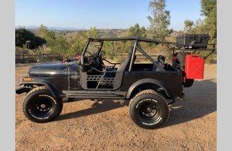 1981 Jeep CJ 7 for sale 101535759