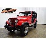 1981 Jeep CJ 7 for sale 101564799