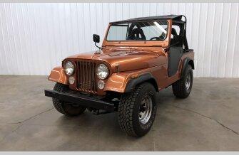 1981 Jeep CJ for sale 101399253