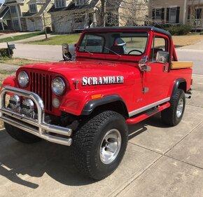 1981 Jeep Scrambler for sale 101110101