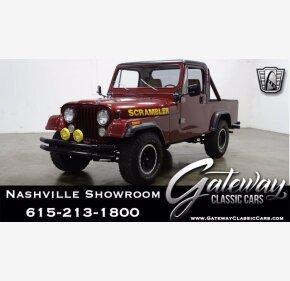 1981 Jeep Scrambler for sale 101422212