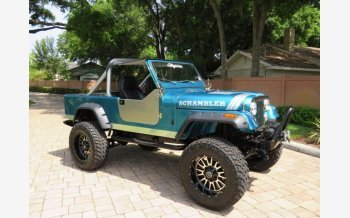 1981 Jeep Scrambler for sale 101478467