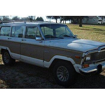 1981 Jeep Wagoneer for sale 101047068