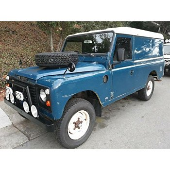 1981 Land Rover Defender for sale 101267497