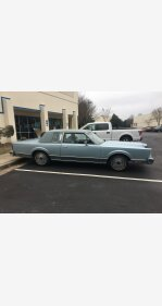 1981 Lincoln Town Car for sale 101278249