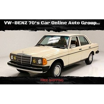 1981 Mercedes-Benz 240D for sale 101187909