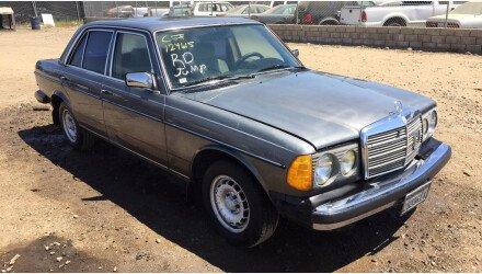 1981 Mercedes-Benz 300D for sale 101356430