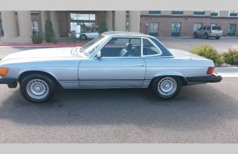 1981 Mercedes-Benz 380SL for sale 100781024