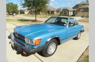 1984 Mercedes-Benz 380SL Classics for Sale - Classics on