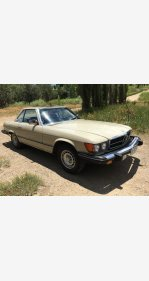 1981 Mercedes-Benz 380SL for sale 101177057