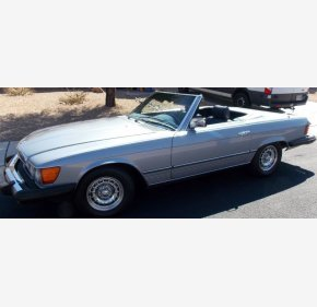 1981 Mercedes-Benz 380SL for sale 101290384